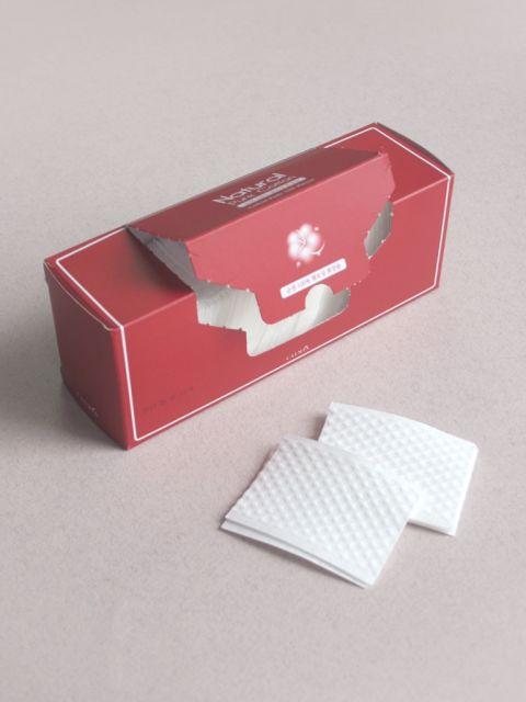 Natural Pure Cotton (100 pieces)