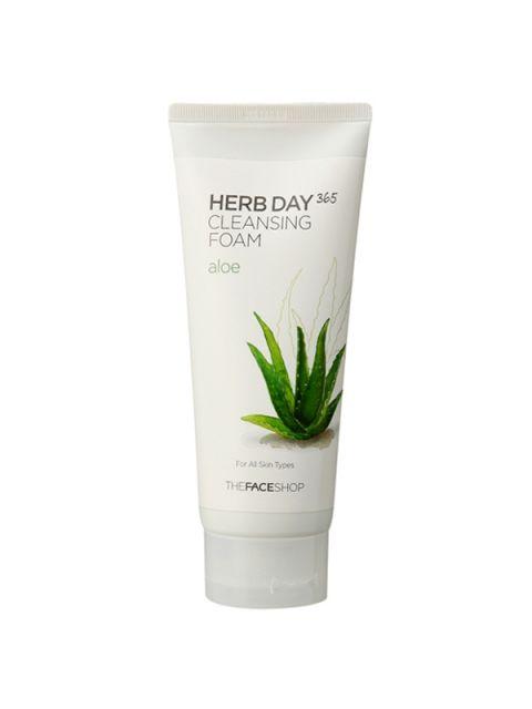 Herb Day 365 Cleansing Foam Aloe (170ml)