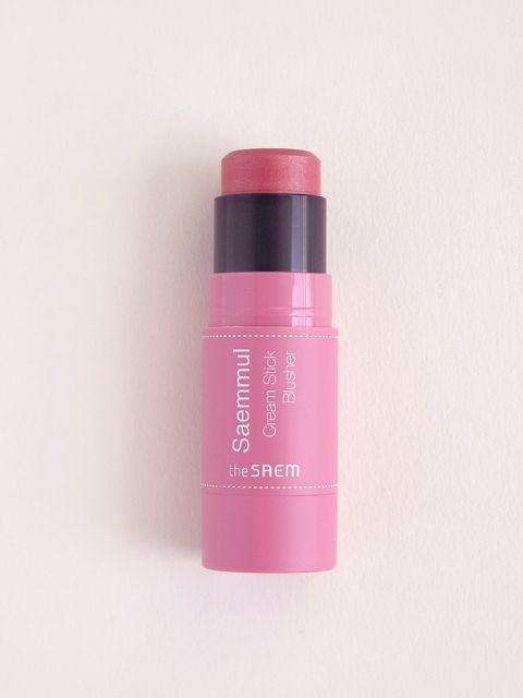 Saemmul Cream Stick Blusher (8g)_PK02 Rose Fire
