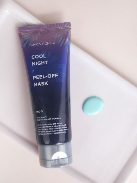 Cool Night Peel Off Mask (100g)